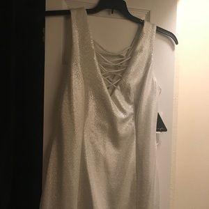 White City Triangles Dress